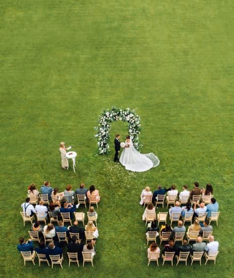 Transport invite mariage