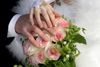 mariage a arras en bmw